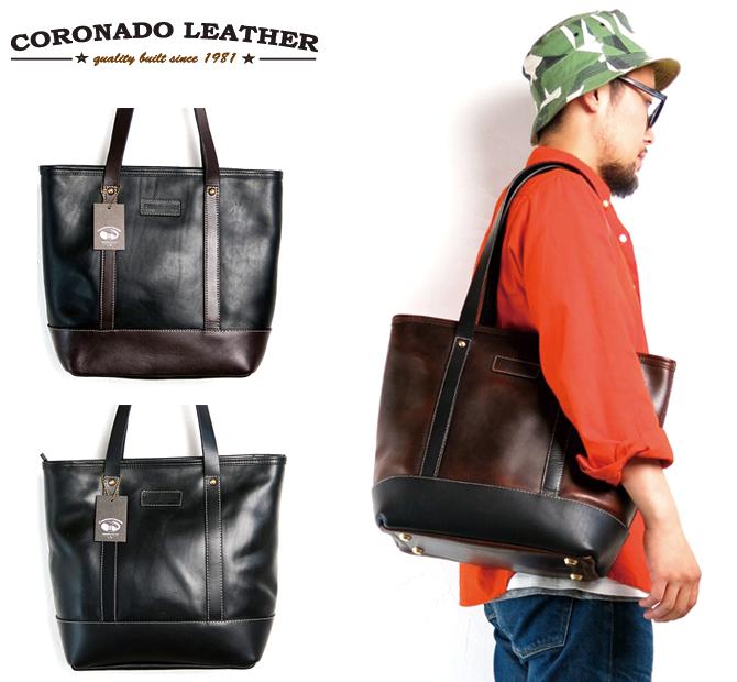 Coronado Leather Horween Cxl Collection Travel Tote Bag クロームエクセル トラベルトート