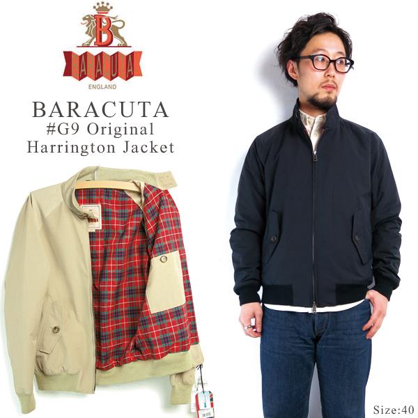 BARACUTA #G9 Original Men 's Harrington jacket SwingTop 맨 즈 ハリントンジャケット 스윙 톱 오리지널 다크 네이 비 코 튼 폴 리 프레이저 격자 영국 건축