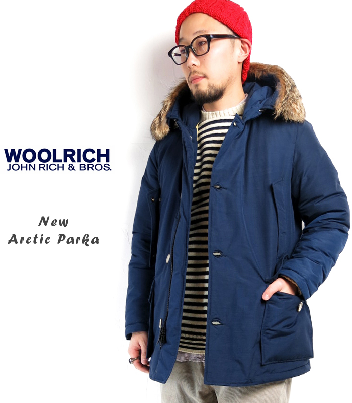 WOOLRICH #New Arctic Parka [WOCPS1985] Men's Arctic parka DownJacket down  jacket Coyote processing - C.POINT Rakuten Global Market: WOOLRICH #New Arctic Parka