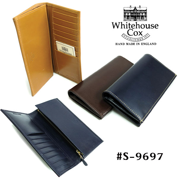 fb656ac9b19b C.POINT: (Cox White House) Whitehouse Cox #S-9697 long wallet a Long ...