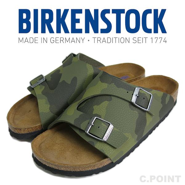big sale 13915 56493 (ビルケンシュトック) (19SS//EVA/Narrow/39/40/41/42/43) made in BIRKENSTOCK #ZURICH  -Desert Soil Camou Green- Zurich camouflage ビルコフロー 合皮 narrow soft foot bed  ...