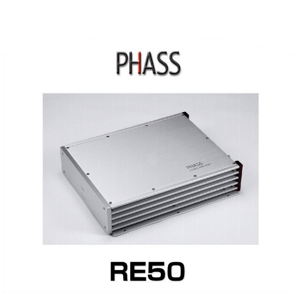 PHASS ファス RE50 ステレオアンプ