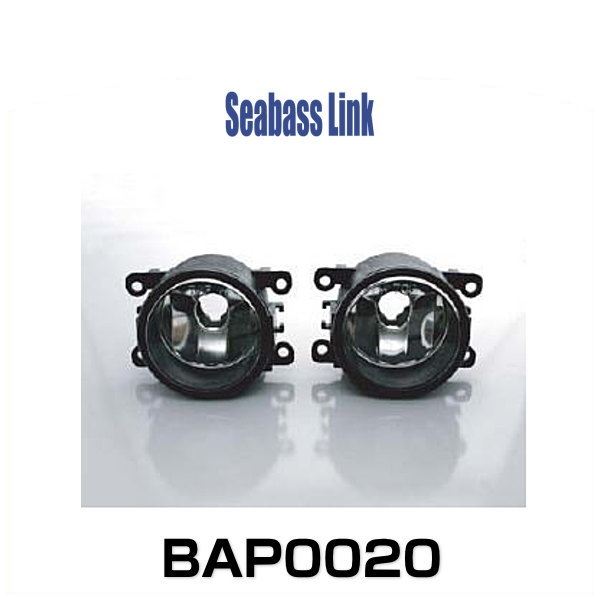 Seabass link シーバスリンク BAP0020 AirZERO FOG HID フォグランプユニット Type-B