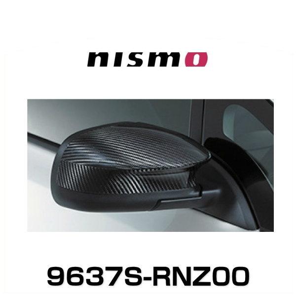 NISMO ニスモ 9637S-RNZ00 カーボンドアミラーカバー リーフ ZE0、マーチ K13、ノート E12用
