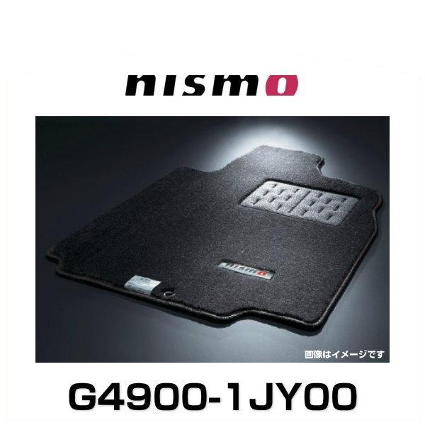 NISMO ニスモ G4900-1JY00 ティーダ C11 MT車用 5マット仕様