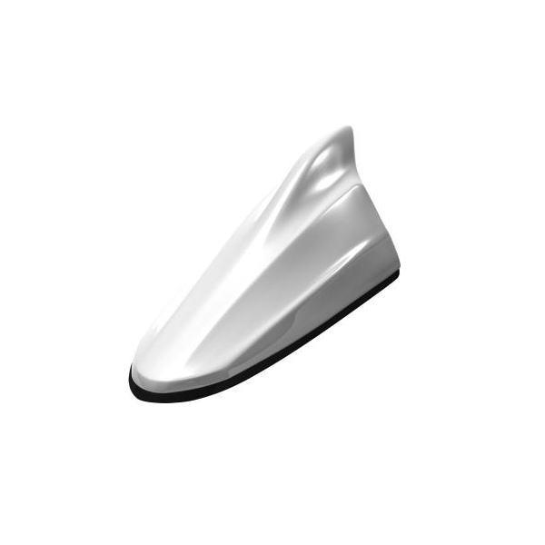 Beat-Sonic ビートソニック FDX4H-NH883P ドルフィンアンテナ ホンダ純正カラーシリーズ プラチナホワイト・パール[NH883P]