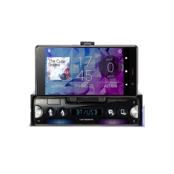 carrozzeria カロッツェリア MVH-7500SC Bluetooth/USB/チューナー・DSPメインユニット