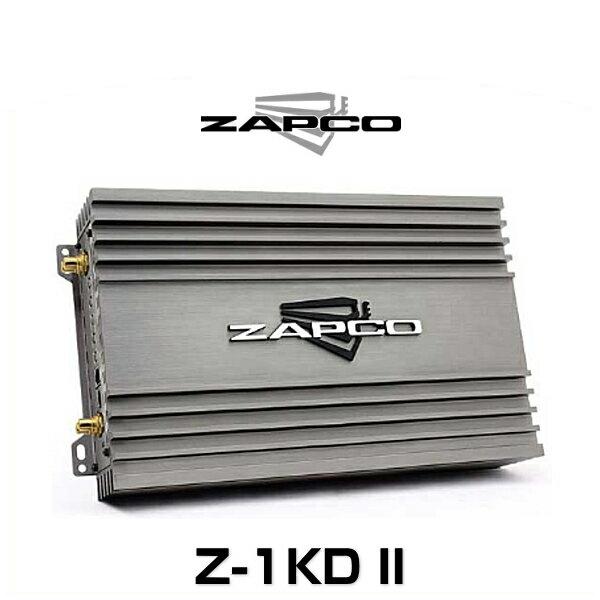 ZAPCO ザプコ Z-1KD II 450W×1ch アンプ