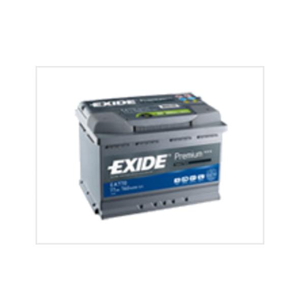 EXIDE エキサイド EA722-LB3 欧州車用バッテリー EXIDE EAシリーズ