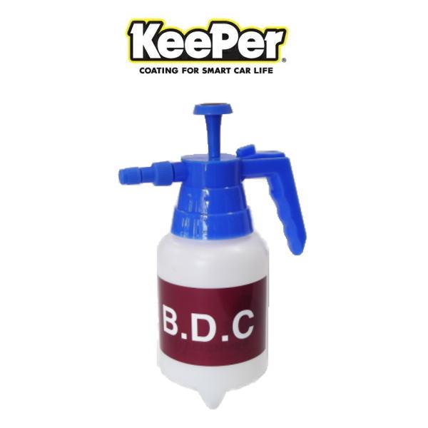 KeePer技研 大好評です キーパー技研 定価の67%OFF ブレーキダストクリーナー用スプレー容器 洗車用 蓄圧式スプレーポンプ 容量1L