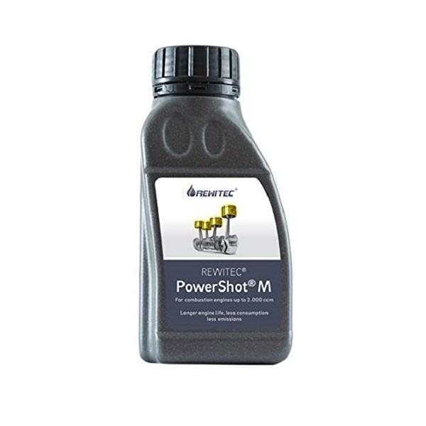 REWITEC レヴィテック Power Shot M 04-1113 250ml 燃焼エンジン専用コーティング剤 パワーショットM 1本 エンジン排気量:1,501cc~2,500cc レビテック