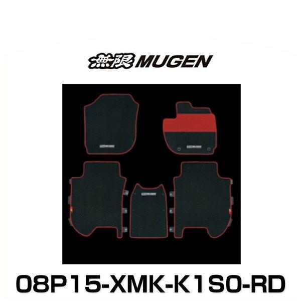 無限 MUGEN 08P15-XMK-K1S0-RD SPORT MAT スポーツマット FIT フィット