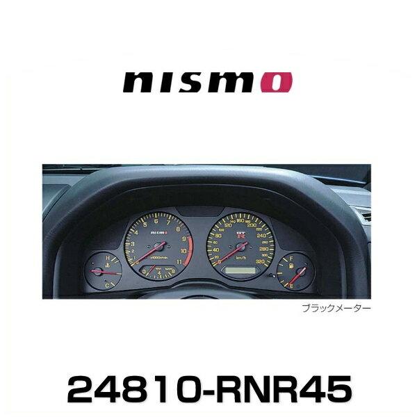 NISMO ニスモ 24810-RNR45 コンビネーションメーター スカイラインGT-R BNR34用ブラック