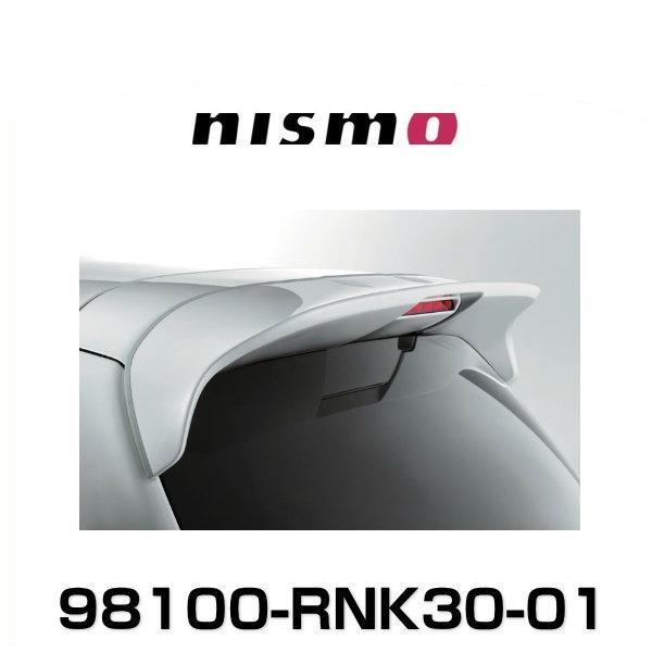 NISMO ニスモ 98100-RNK30-01 マーチ K13用 ルーフスポイラー ブリリアントホワイトパール