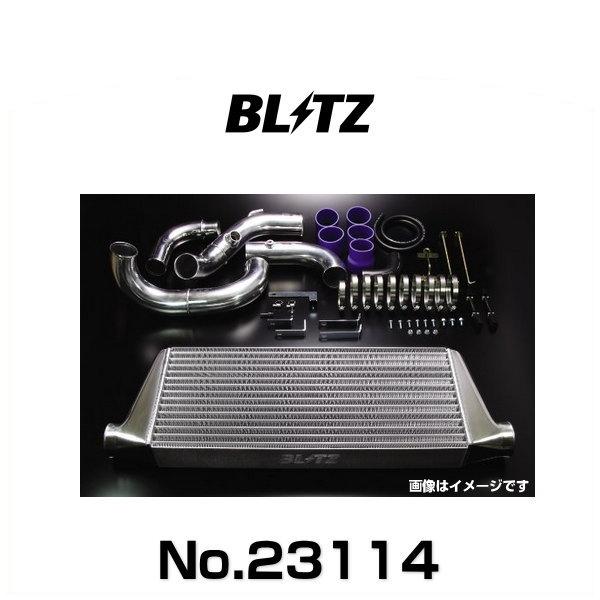 BLITZ ブリッツ No.23114 ランサーエボリューションVIII、IX用 インタークーラーSE
