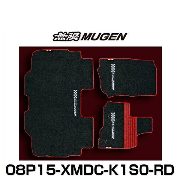 無限 MUGEN 08P15-XMDC-K1S0-RD SPORT MAT スポーツマット N-BOX SLASH N-BOXスラッシュ