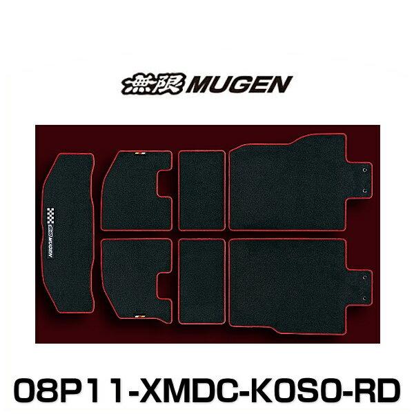 無限 MUGEN 08P11-XMDC-K0S0-RD SPORT LUGGAGE MAT スポーツ ラゲッジマット N-BOX SLASH N-BOXスラッシュ