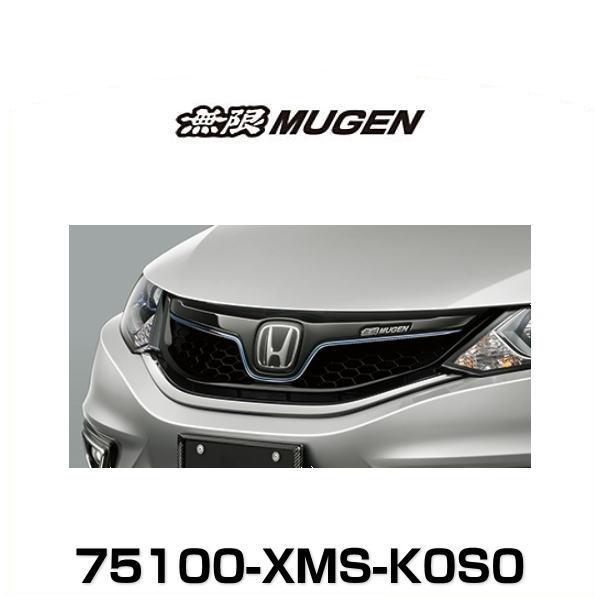 無限 MUGEN 75100-XNA-K0S0 Front Sports Grille フロントスポーツグリル