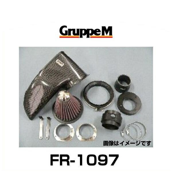 GruppeM グループエム FR-1097 RAM AIR SYSTEM ラムエアシステム FJクルーザー用