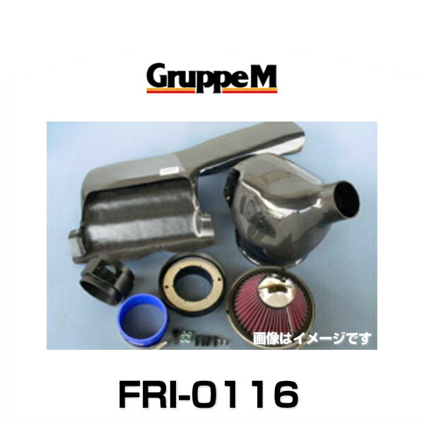 GruppeM グループエム FRI-0116 RAM AIR SYSTEM ラムエアシステム BMW用