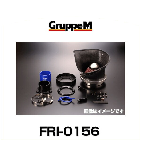 GruppeM グループエム FRI-0156 RAM AIR SYSTEM ラムエアシステム アルファロメオ用
