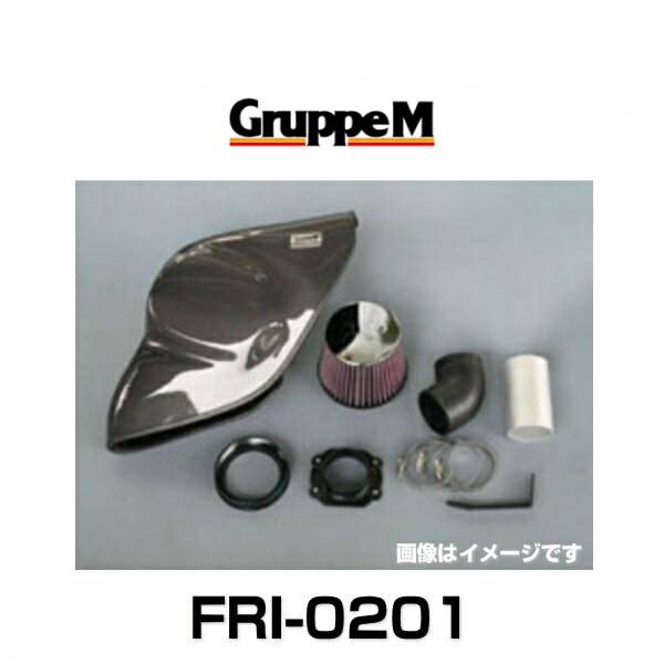 GruppeM グループエム FRI-0201 RAM AIR SYSTEM ラムエアシステム フォルクスワーゲン用