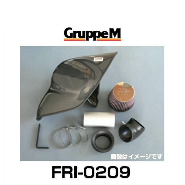 GruppeM グループエム FRI-0209 RAM AIR SYSTEM ラムエアシステム フォルクスワーゲン用(受注生産)
