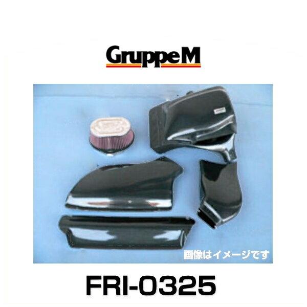 GruppeM グループエム FRI-0325 RAM AIR SYSTEM ラムエアシステム BMW用