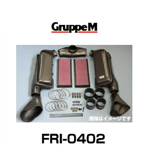 GruppeM グループエム FRI-0402 RAM AIR SYSTEM ラムエアシステム メルセデスベンツ用