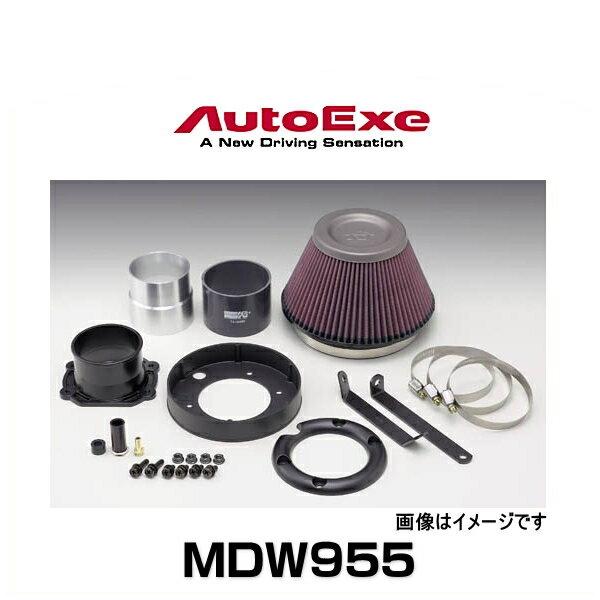 AutoExe オートエクゼ MDW955 エアフィルタースポーツ デミオ(DW5W/DW3W)