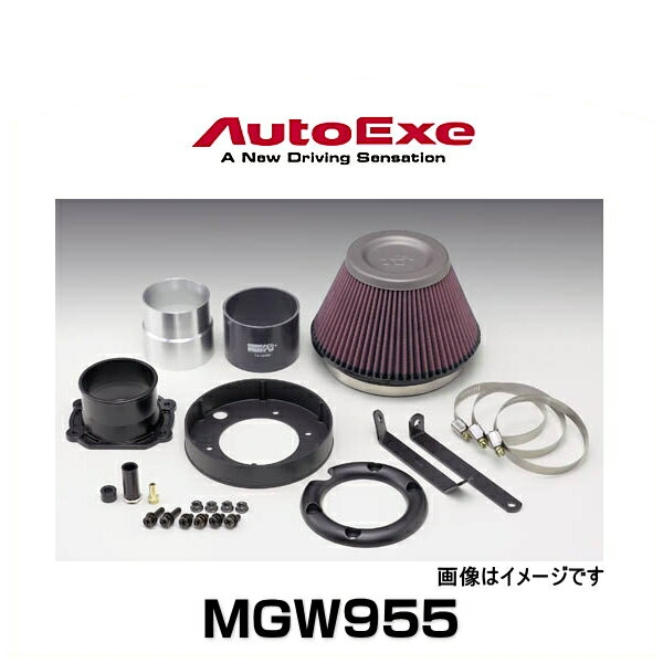 AutoExe オートエクゼ MGW955 エアフィルタースポーツ カペラ(GWEW/GFEP)