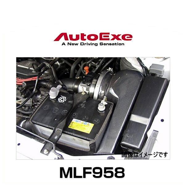 AutoExe オートエクゼ MLF958 ラムエアーインテークシステム MPV(LWFW-~299999)