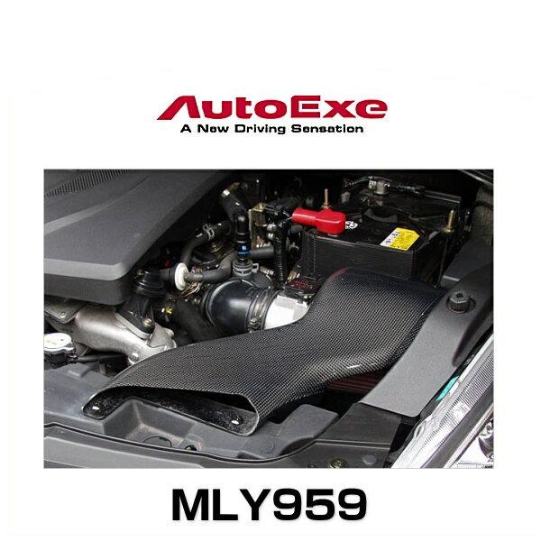 AutoExe オートエクゼ MLY959 ラムエアーインテークシステム CX-7(ER3P)、MPV(LY3Pターボ車)