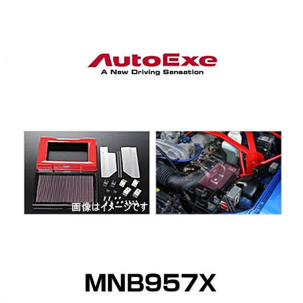 AutoExe オートエクゼ MNB957X スポーツインダクションボックス K&N製エアフィルター付 ロードスター(NB8C/NB6C)