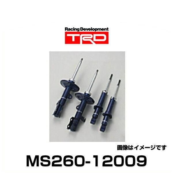 TRD MS260-12009 Sportivo(スポルティーボ)ショックアブソーバーセット カローラフィールダー用