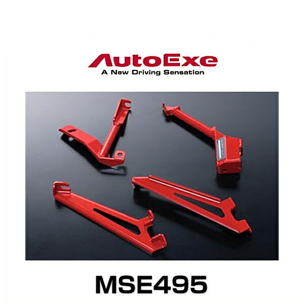 AutoExe オートエクゼ MSE495 マスターバックブレース RX-8(SE3P)