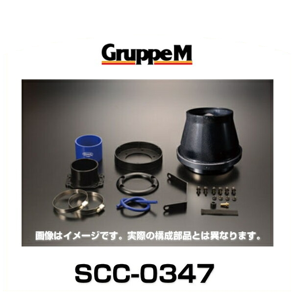 GruppeM グループエム SCC-0347 SUPER CLEANER CARBON スーパークリーナーカーボン ホンダ