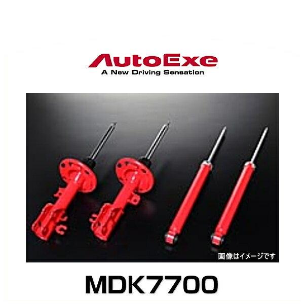 AutoExe オートエクゼ MDK7700 スポーツダンパー CX-3(DK系2WD車)