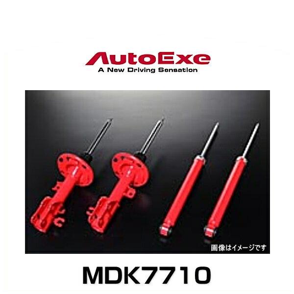 AutoExe オートエクゼ MDK7710 スポーツダンパー CX-3(DK系4WD車)