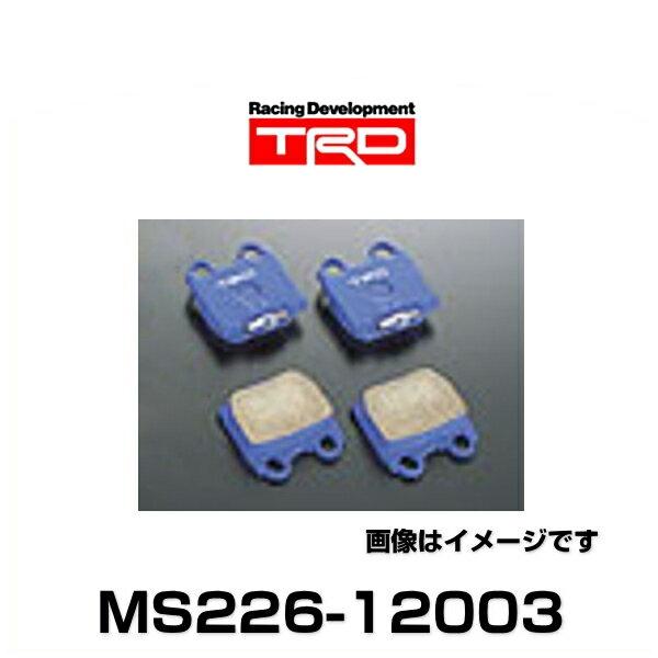TRD MS226-12003 ブレーキパッド