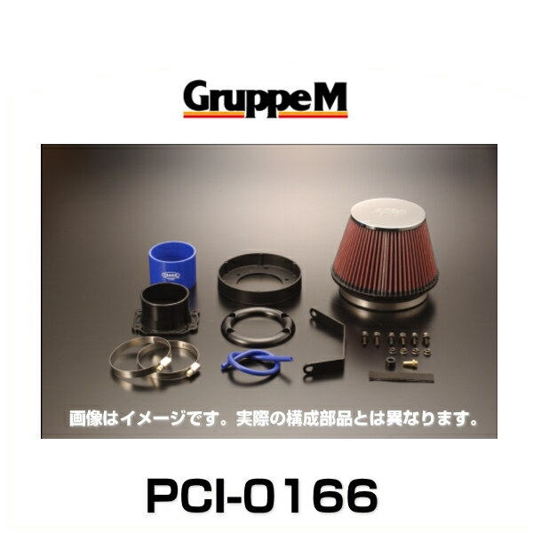 GruppeM グループエム PCI-0166 POWER CLEANER パワークリーナー ジープ チェロキー