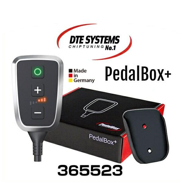 DTE SYSTEMS 365523 PedalBox+ スロットル コントローラー(ペダルボックスプラス)スロコン ルノー Laguna 3