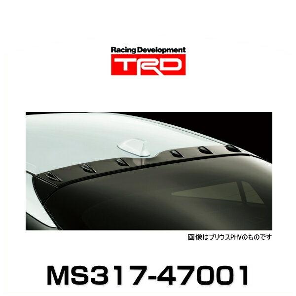 TRD MS317-47001 ルーフガーニッシュ プリウス、プリウスPHV用
