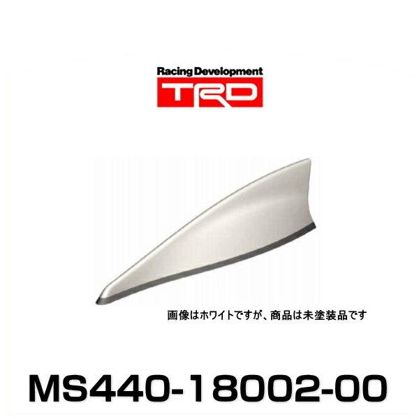 TRD MS440-18002-00 ルーフフィン 未塗装品(プライマー処理品) 86用(前期)