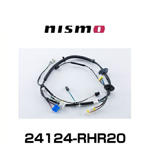 NISMO ニスモ 24124-RHR20 フロントドア ハーネス スカイラインGT-R (BNR32)用NISMOヘリテージパーツ (24124-04U01)
