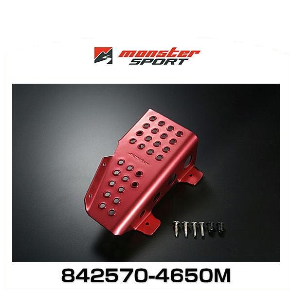 Monster SPORT モンスタースポーツ 842570-4650M レッド スポーツフットレスト スイフトスポーツZC31S用