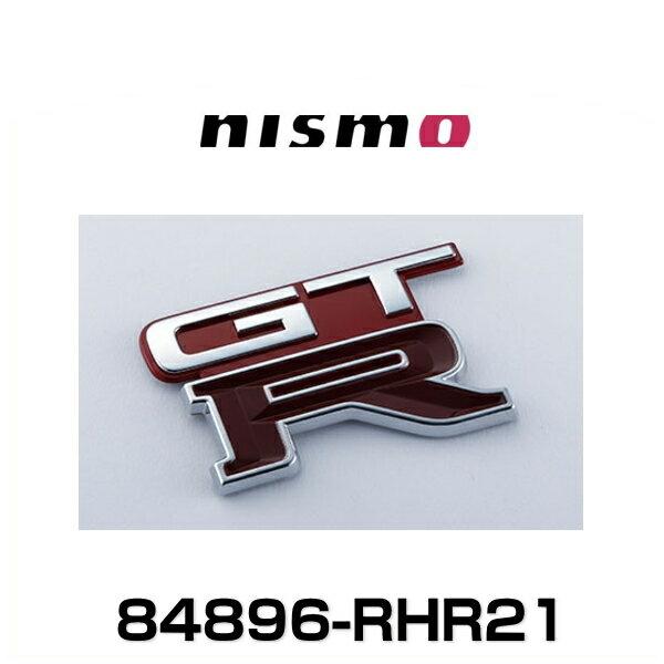 NISMO ニスモ 84896-RHR21 エンブレム(AH3) スカイラインGT-R (BNR32)用NISMOヘリテージパーツ (84896-05U01)