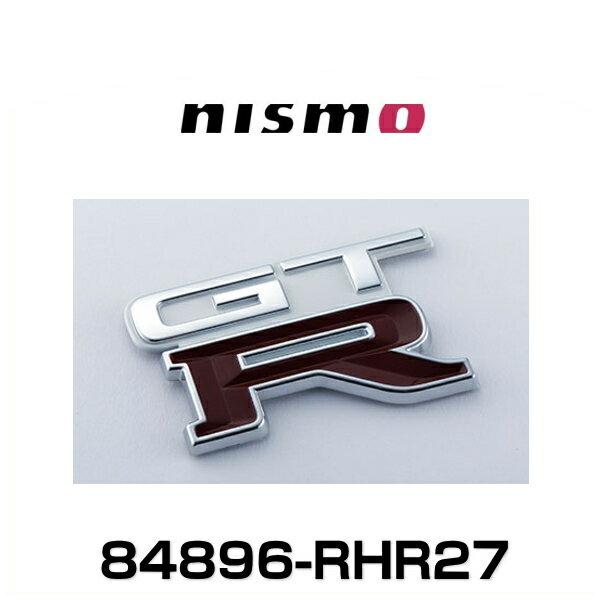 NISMO ニスモ 84896-RHR27 エンブレム(326) スカイラインGT-R (BNR32)用NISMOヘリテージパーツ (84896-05U10)
