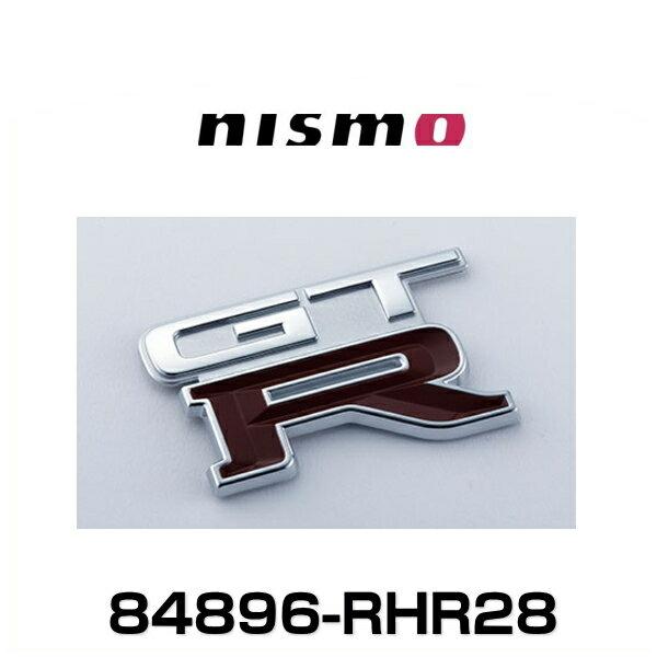 NISMO ニスモ 84896-RHR28 エンブレム(KL0) スカイラインGT-R (BNR32)用NISMOヘリテージパーツ (84896-05U11)