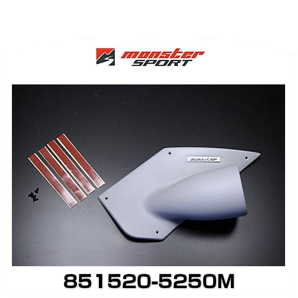 Monster SPORT モンスタースポーツ 851520-5250M ピラーメーターフード ジムニー[JB23W]/ジムニーシエラ[JB43W]用